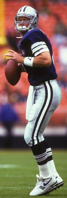 Troy Aikman Troy Aikman, Nfl Dallas Cowboys, Man Cave, Football, Sports, Soccer, Hs Sports, Futbol, American Football