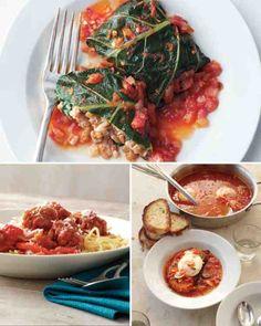 Chunky Tomato Marinara Sauce