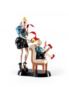 If a Barbie was your favorite childhood memory, these miss lanvin dolls will knock your socks off! A great way to upgrade those childhood memories. Barbie, Lanvin, To My Daughter, Daughters, Fashion Dolls, Childhood Memories, My Best Friend, Love Fashion, Nice Dresses