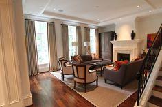 Elegantly done Living Space
