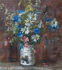 Maria Wiik Summer Flowers 20th century