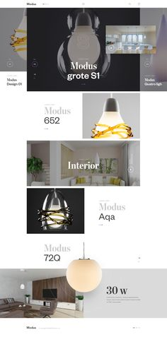 Homepage lights – SiteUp