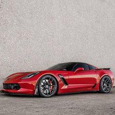 Visit The MACHINE Shop Café... ❤ Best of Corvette @ MACHINE ❤ (Chevrolet Corvette C7 Stingray)