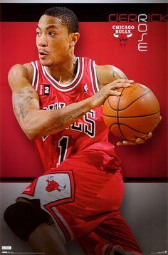 favorite nba player - D-Rose