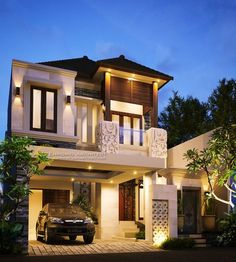 New Exterior Architecture Facade Modern Architects Ideas Modern Architects, Famous Architects, House Front Design, Modern House Design, Style At Home, Facade Design, Exterior Design, Bungalow Haus Design, Architect House