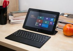 Clever accessories make inexpensive Asus Vivo Tab ME400 stand out.