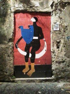 Il Quore spintato di Napoli e le 200 fatiche di Cyop&Kaf