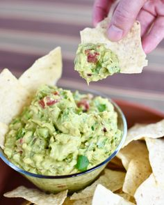 Just a little bit of planning and you can take your camping snacks up a notch! Serve this amazing homemade guacamole right at your campsite!