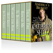 USA TODAY bestselling author Kathryn Shay spent five years riding fire trucks with a large city fire department, eating in their firehouses and interviewing hundreds of America's Bravest…  read more at Kobo.