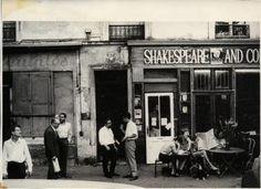 sylvia beach shakespeare and company paris - Google Search
