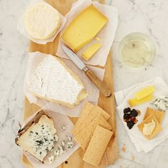 Cheese sampler from Murray's Cheese $128.95 @gilttaste