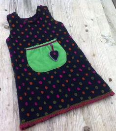 Süßes Hängerchenkleid - Nähanleitung via Makerist.de