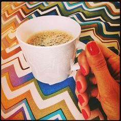 É #vintage, é moderno, é gostoso… só podia ser café! <3