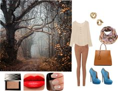 """""""fall"""" by kristinaambartsumian on Polyvore"""