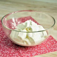 la nata montada perfecta es muy fcil con agar-agar
