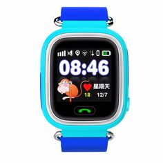 (27.68$)  Watch here - http://aiofs.worlditems.win/all/product.php?id=32740724649 - Bestselling Child Smart Watch Q90 Anti-lost Kid Watch Support SOS Call GSM Clock GPS+AGPS+LBS+GPRS Tracker Watch