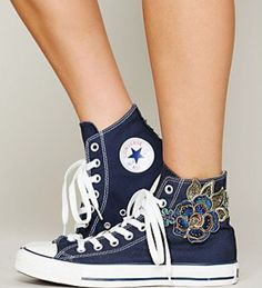 I love theses shoes i want a pair so bad!