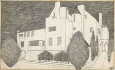 The Hill House, Helensburgh by Charles Rennie Mackintosh