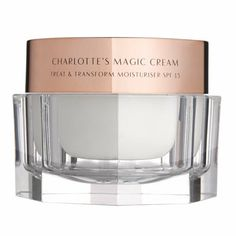 Charlotte Tilbury Magic Cream - hmmm, really pondering whether £70 is a tad too much?!