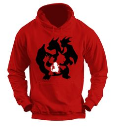 Charizard Charmander Charmeleon Evolution Pokemon Hoodie Pokemon Shirt