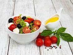 Paradicsomos-mozzarellás saláta Recept képpel - Mindmegette.hu - Receptek