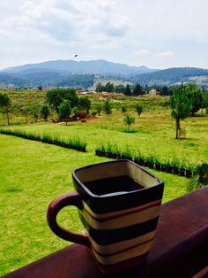 En Mazamitla y la montaña, un café es obligatorio!