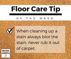 Floor Care Tip Vacuuing In Different Directions Is The