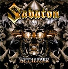 Sabaton - Metalizer Re-Armed, Black
