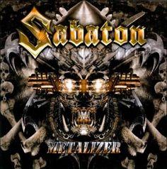 Sabaton - Metalizer Re-Armed, Black