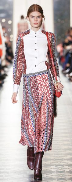 #[SN] #TORY BURCH #AW #16 #RUNWAY #NOW from The App Stylenotes
