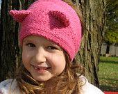 Kitty Earwarmers - Headband with Kitty Ears