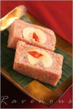 nem chua (Fermented/cured pork) by Ravenous Couple