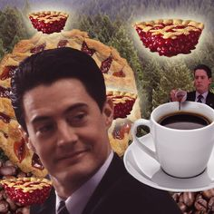 This is how I want to die. Also: Twin Peaks <3