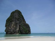 A picture of Phra Nang Beach in Rai Leh, Thailand shared by our fan Arpan Mandal