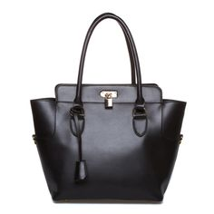 Bought it, love it, the best structured black purse out there!