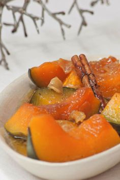 Honey Pumpkin with Ginger INA PAARMAN
