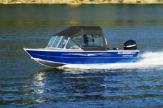alumaweld boats | New Boats › Alumaweld Boats › Multi-Species Fishing Boat ...