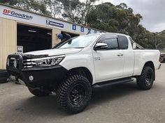 Toyota Hilux Revo 4x4