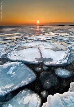 Archipelago Sea near Helsinki, Finland.  Photo: Rob Orthen via Flickr