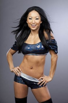 Female Wrestling-WWE-TNA-Gail Kim
