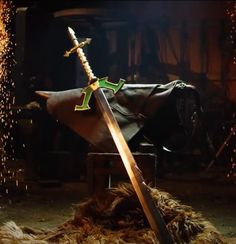 Master Yi's Ring Sword (League of Legends) - MAN AT ARMS: REFORGED  http://youtu.be/-EqnHVY1uEo