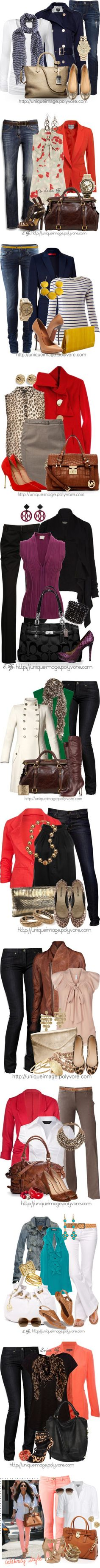"""""""My Top 2012 Sets"""" by uniqueimage ❤ liked on Polyvore"""