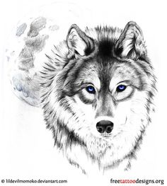 Native American Tattoo Designs And Meanings | The wolf has had presence throughout the history and mythology of the ...