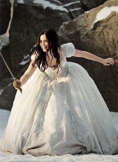 Snow White, Mirror Mirror