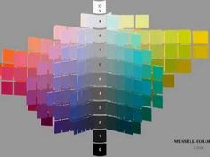 The Munsell Color System is a way of precisely specifying colors and showing the…