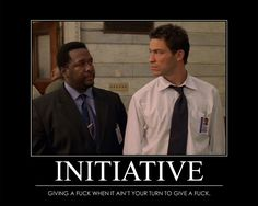 Initiative according to The Wire.
