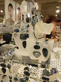 Sanchi & Filia Co  Best silver and gemstones collection at the JOGS TUCSON SHOW