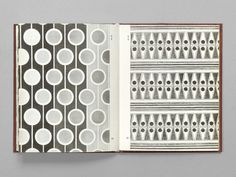 :: Geometric Patterns Book published in 1959 ::