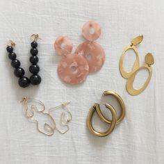 6 Paires//Set White Fire Opal Ear Studs Boucles d/'oreilles Goutte Dangle mariages Bijoux-GI TK