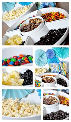 Diy Movie Night Popcorn Bar Recipe Popcorn Bar Popcorn And Bar